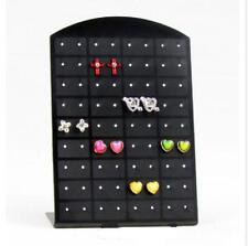 Fashion Jewelry ShowCase Earrings Display Stand Organizer Holder Tool Rack EY