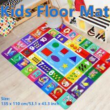 Baby Kids Toddler Activity Crawl Creeping Multipurpose Carpet Rug Play Mat Home