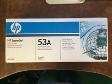 HP Q7553A (53A) BLACK Toner for LaserJet M2727 mfp / P2014 / P2015 - GENUINE