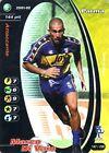 FOOTBALL CHAMPIONS 2001-02 Marco Di Vaio 147/230 Parma FOIL WIZARD