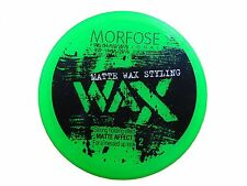 MORFOSE MATTE WAX STYLING ULTRA STRONG HOLDING EFFECT FOR A MASSED UP LOOK
