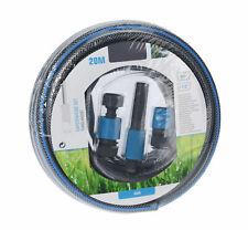 50m FX-WW-SET2 mit Wandschlauchhalter /& Gartenbrause FUXTEC Gartenschlauch Set