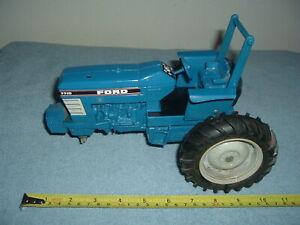 Vintage ERTL Ford 7710 Die Cast Tractor Broke Front End........NR