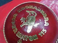 Kookaburra County Match 115 A Cricket Ball RED HAND MADE