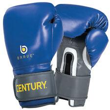 Century Brave Wrist Wrap Training Boxing Gloves - 12 oz. - Blue