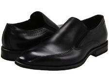 Black Leather Shoes #11.5 D M Robert Wayne Lexington Loafers & Slip On Men Shoe