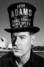 Bryan Adams-The Bare Bones Tour, Live At Sydney Opera, Neu OVP, Blu-ray Disc !!