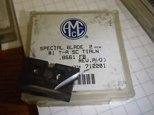 """AMEC .8661"""" Super Cobalt TiALN Blade #1 T-A FB"""