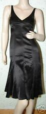 Roberto Cavalli Just Cavalli Black Dress  40/6 NWT