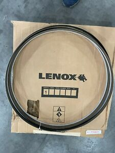 """Band Saw Blade Lenox Armor RX+ Weld Band 18' 10"""" 1 1/2"""" x .050 x 4/6 VP VR   NEW"""