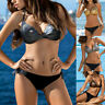 2019 Womens Swimwear Beach Push Up Bikini Set Brazilian Swimsuit Bathing Suit