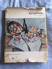 Paul Cezanne / Meyer Schapiro - 1962 - Hardback Book - 2nd Edition