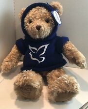 "Gund Millennium Bear Peace 2000 With Blue Sweater 25"" Long"