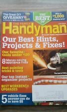 THE FAMILY HANDYMAN MAGAZINE, THE BEST OF, JUNE 2009