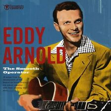 Eddy Arnold - Smooth Operator [New CD]