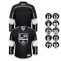 2016-17 Los Angeles Kings REEBOK NHL Premier Player Jersey Collection Men's
