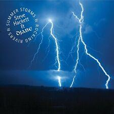 Steve Hackett & Djab - Summer Storms & Rocking Rivers [New CD] With DV