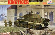 Dragon 6302 1/35 <FULL VER Magic Track>King Tiger Porsche Turret w/Zimmerit