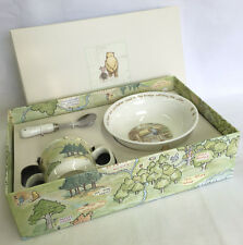 Winnie The Pooh Gift Set  Bowl & Mug & Spoon Classic Collection DII60