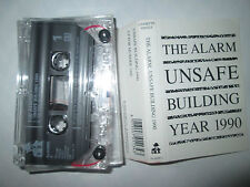 The Alarm  Unsafe Building Year 1990  I.R.S. Records ALARMC2 UK Cassette Single