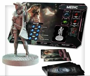 NEMESIS Board Game MEDIC Character Pack Kickstarter Awaken Realms NEW & SEALED