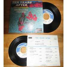 TEN YEARS AFTER - I'm Coming On French PS Psych Blues 1970 Avec Languette