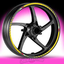 Adesivi moto APRILIA RS4 50 - strisce RACING1 cerchi ruote