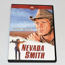 Nevada Smith 1966 Steve McQueen Western Widescreen Region 1 DVD