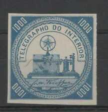Brazil 1869 Telegráfico RHM T-6
