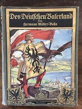 Hermann Müller-Bohn - Des Deutschen Vaterland Band 2 , 1913