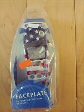 VTG NOKIA 5100 STARS STRIPES FACEPLATE GLOBAL WIRELESS ACCESSORY CELL PHONE