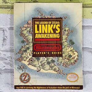 The Legend Of Zelda Link's Awakening Nintendo Player's Guide Game Boy 1993