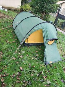 Hilleberg Keron 3 green tent