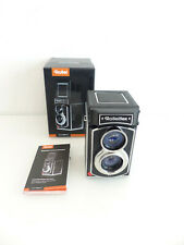 Rollei Rolleiflex Instant Kamera Sofortbildkamera Retro Design Ausstellungsstück