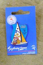 #P88. 2000 SYDNEY OLYMPIC PIN, SAILING (STAR)