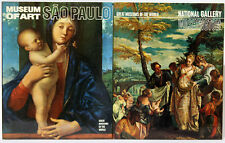Great Museums of the World - SAO PAOLO ART MUSEUM - National Gallery Washington