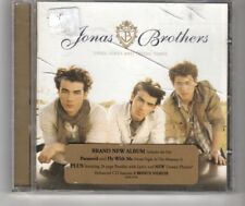 (HN167) Jonas Brothers, Lines, Vines & Trying Times - 2009 CD