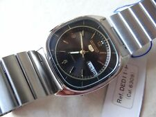 NEW OLD STOCK VINTAGE SEIKO 5 AUTOMATIC WATCH DED 11-P CAL 6309 SEP 1983