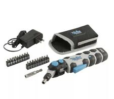 SpeedHex FlipOut Multi Angle Rechargeable Power Screwdriver Drill Driver + Bits