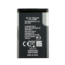 Replacement Battery For BL-5C BL5C NOKIA N72 N70 5130 2610 7610 3208C 1020mAh