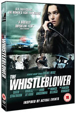 DVD:THE WHISTLEBLOWER - NEW Region 2 UK