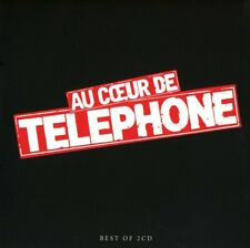 Au Coeur de Telephone - le Best of Warner Music Parlophone CD