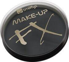 Smiffy'S Halloween Make-Up FX Aqua Viso E Corpo Pittura-Nero