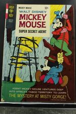 Mickey Mouse (1941) #109 Gold Key Comic