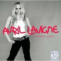 "AVRIL LAVIGNE ""12 MASTERS- THE ESSENTIAL MIXES"" CD NEU"