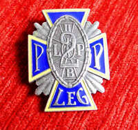 HONOURABLE BADGE of 2nd INF. Reg. Polish Legions  1939 SEPT WAR Poland ARMY WWII