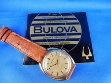 Relojes de pulsera fecha Bulova