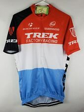 Trek Factory Racing Bontrager Shimano Cycling Jersey Mens Large – NEW  w TAGS! 0127e026a