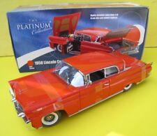 Lincoln Continental MK III  1958  in rot  Sun Star  Maßstab 1:18  OVP  NEU