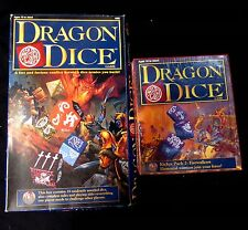 TSR Dragon Dice Game Complete Open Firewalkers Kicker Expansion Pack #2 from1995